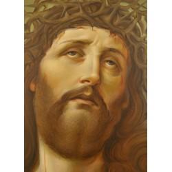 Chrystus Ecce Homo - obraz olejny