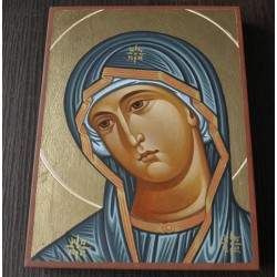 Ikona Matka Boża - Oblicze