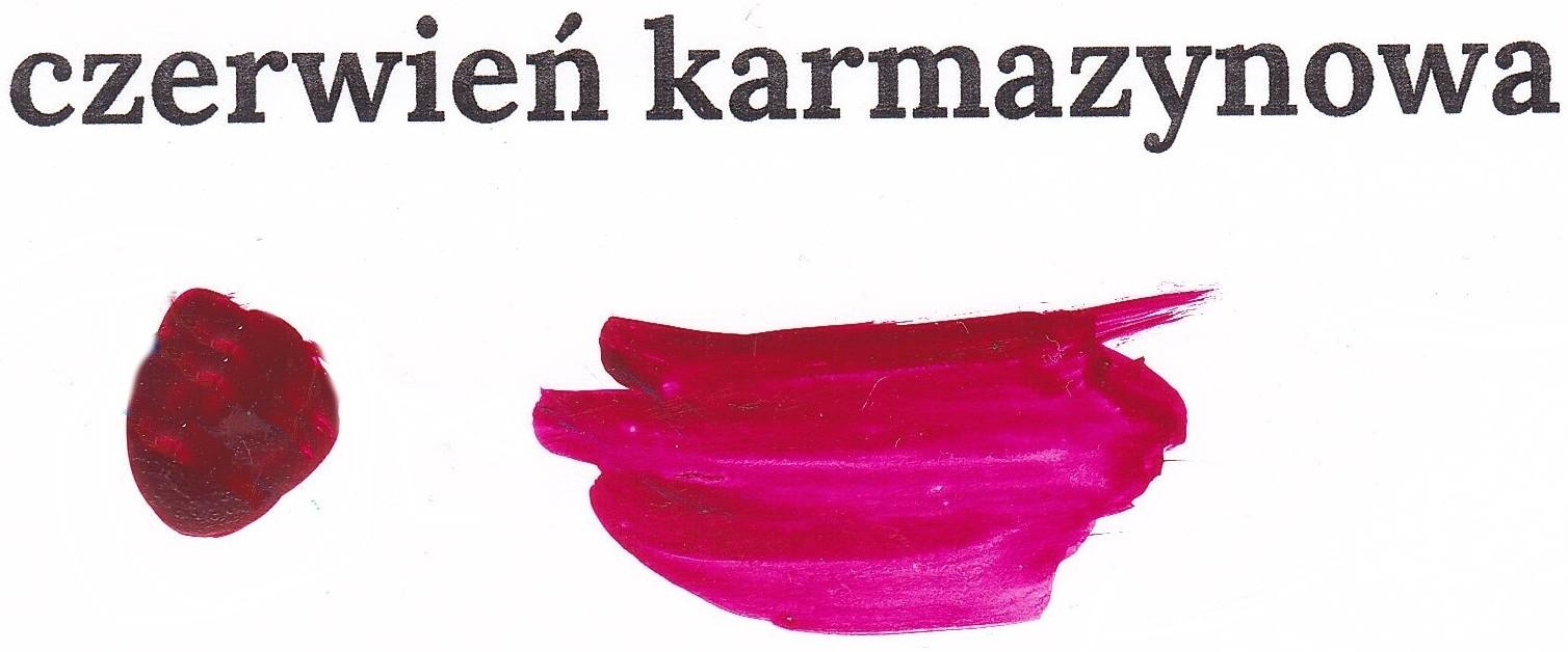 Czerwień karmazynowa