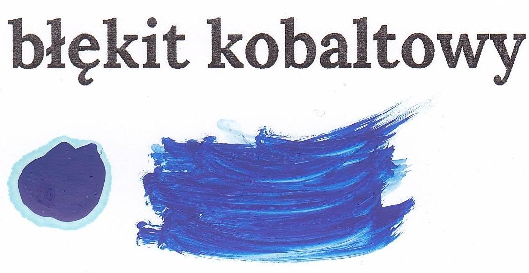 Błękit kobaltowy