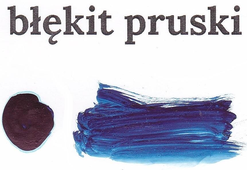 Błękit pruski