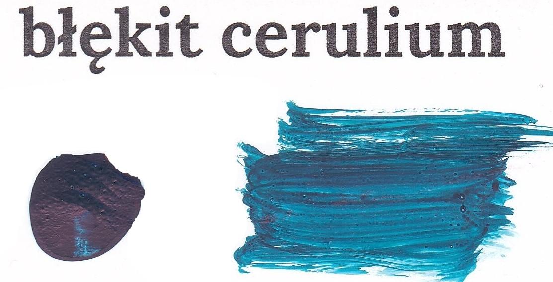 Błękit cerulium