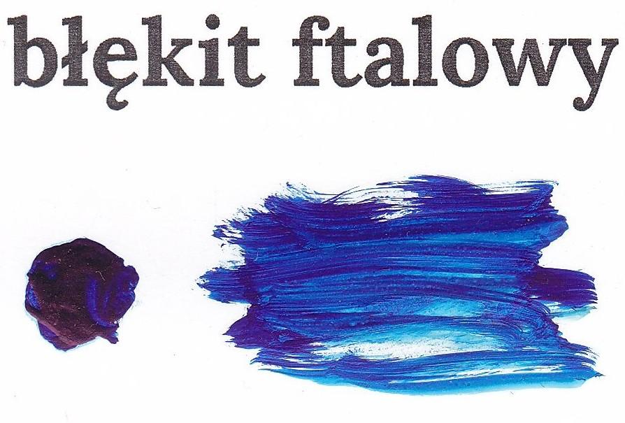 Błękit ftalowy