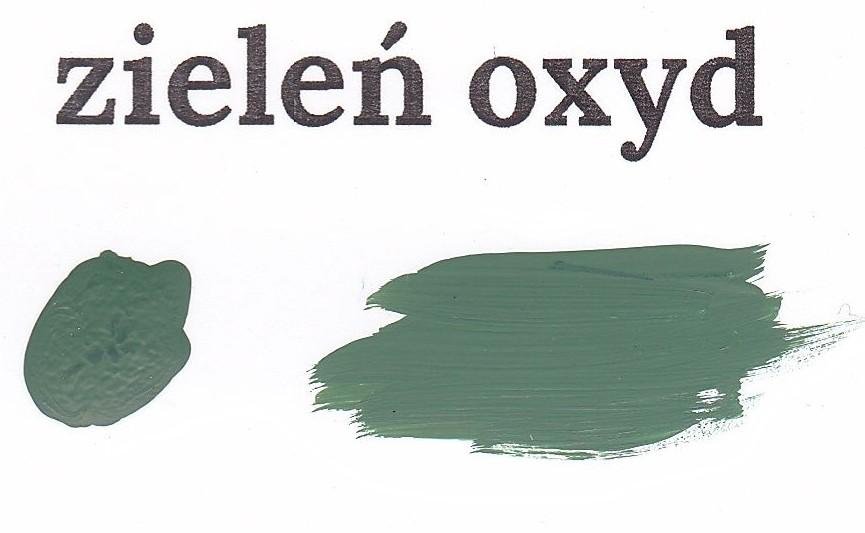 Zieleń oxyd