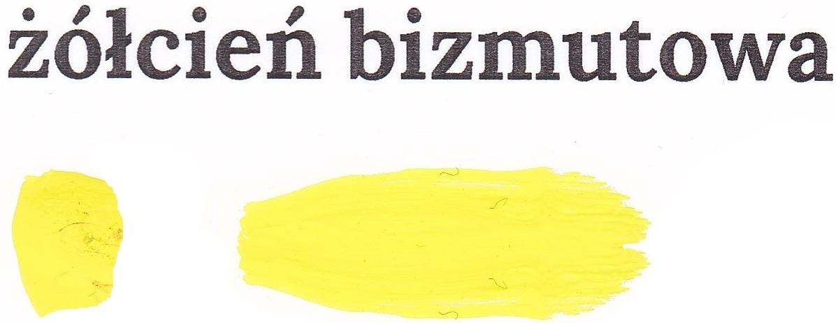 Żółcień bizmutowa