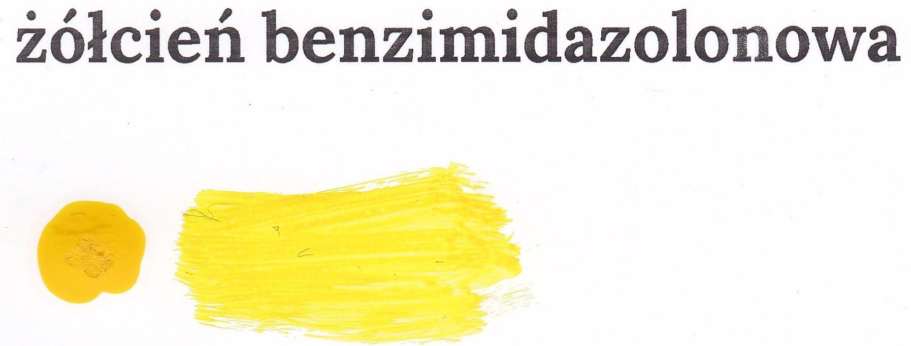 Żółcień benzimidalonowa