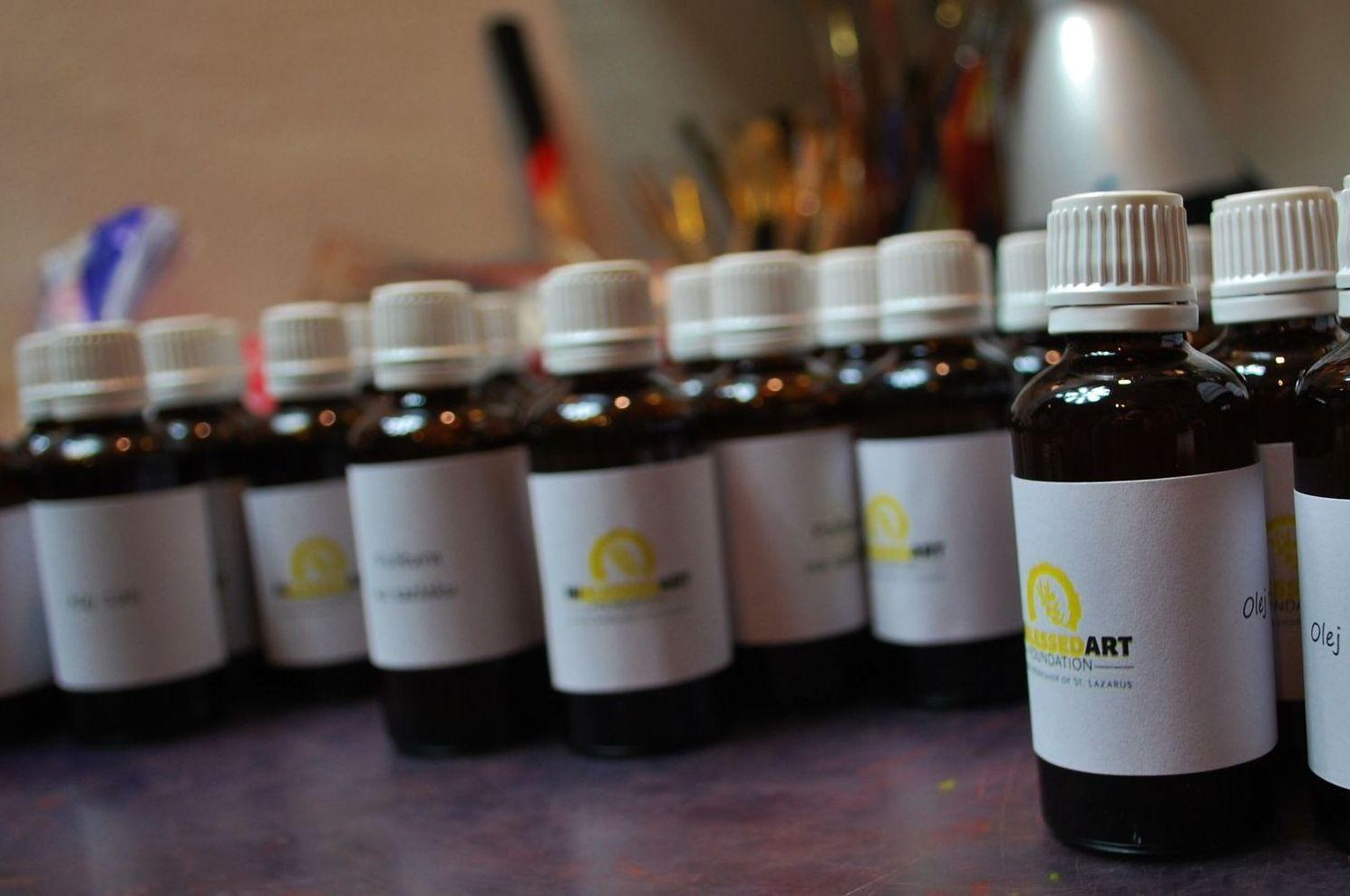Olej lniany 50 ml