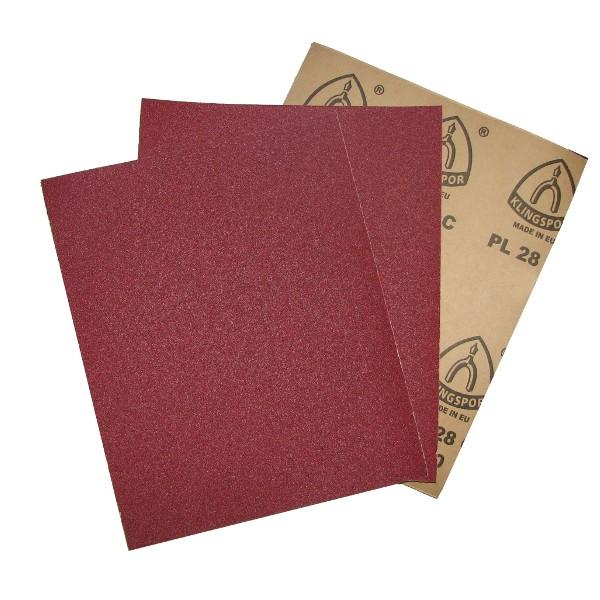 Papier ścierny 1 arkusz x 220, 340, 600, 800
